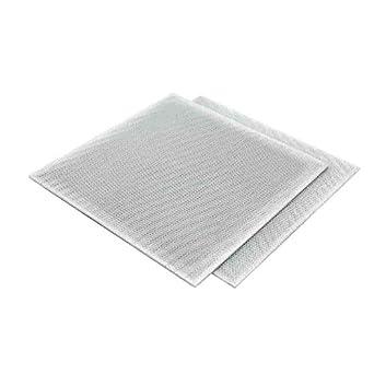 Bosch dunstabzug metall filter packung mit 2 298619 for Dunstabzug filter