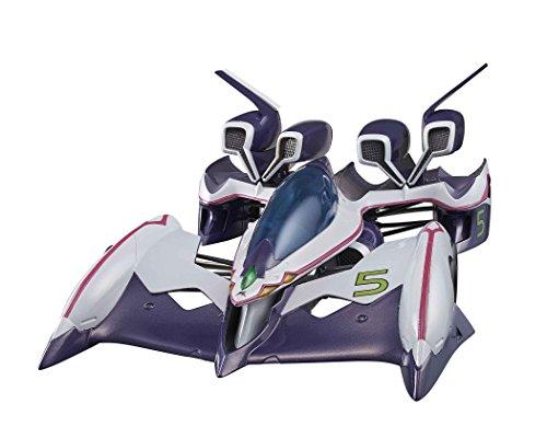 ヴァリアブルアクション 新世紀GPXサイバーフォーミュラSIN 凰呀AN-21 DXセット 約180mm ABS&ダイキャスト製 塗装済み完成品フィギュア
