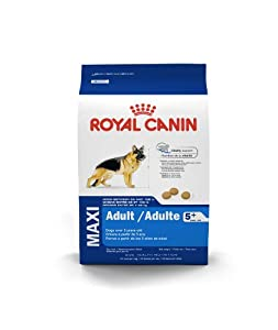 Royal Canin Dry Dog Food for 5+ Aged, 30-Pound