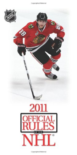National Hockey League Official Rules 2011-2012 Nhl Triumph Books Triumph Books