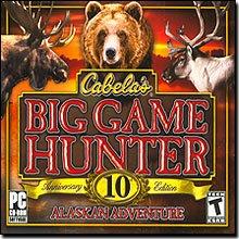 Cabela's Big Game Hunter 10th Anniversary Edtion Alaskan Adventure