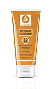 OZNaturals Tinted Moisturizer, SPF 30 Sunscreen. Broad Spectrum Protection. Zinc Oxide + Minerals In This Tinted Sunscreen Protects, Moisturizes And Blends Well To Provide A Rich, Youthful Glow!