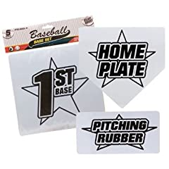 Buy Baseball Base Set 5 Pack by Playground