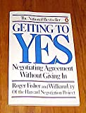 img - for Getting to Yes Negotiating Agreement Without Giving In by Roger Fisher, Wiliam Ury book / textbook / text book
