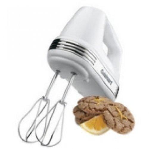 Conair Cuisinart Power Advantag Hand Mixer 5 Speed White / Hm-50 / front-597267
