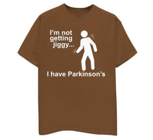 Gettin Jiggy Parkinson's - Buy Gettin Jiggy Parkinson's - Purchase Gettin Jiggy Parkinson's (Direct Source, Direct Source Shirts, Direct Source Womens Shirts, Apparel, Departments, Women, Shirts, T-Shirts)