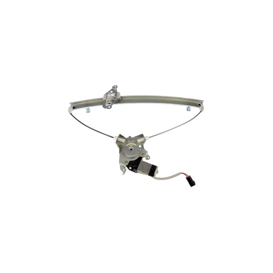 Dorman 741 149 Nissan Quest Front Passenger Side Window Regulator with Motor
