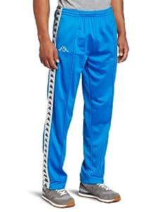 Kappa Men's Banda Astoria Pant, Italian Blue, Small
