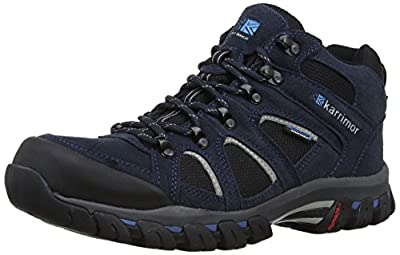 Karrimor Bodmin Mid IV Weathertite, Men High Rise Hiking Shoes