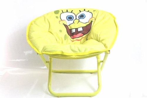 Nickelodeon Spongebob Squarepants Mini Saucer Chair at Sears.com