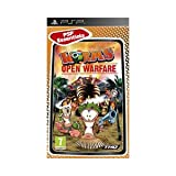 Worms Open Warfare - Essentials (PSP)