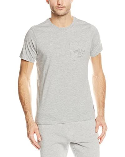 Russell Athletic T-Shirt grau meliert