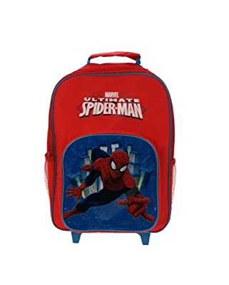 Marvel Ultimate Spiderman 2 Premium Wheeled Bag from Trade Mark Collections