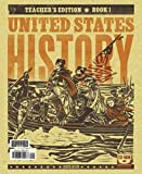 United States History Teachers Guide with CD Grade 11 4th Edition