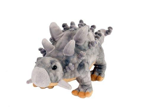 """Wild Republic Dinosauria Mini Ankylosaur 10"""" Plush - 1"""