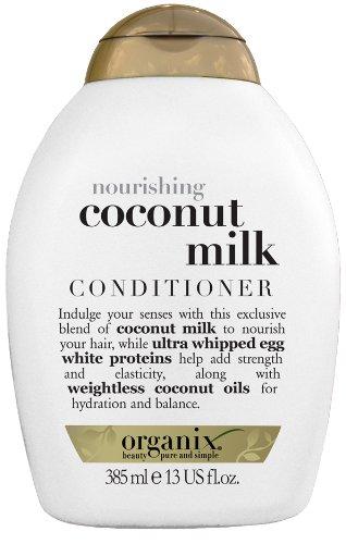 Organix Coconut Milk Conditioner 385ml images