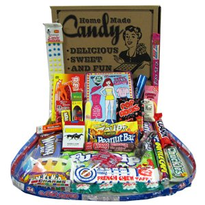 70s Classic Collection Gift Basket