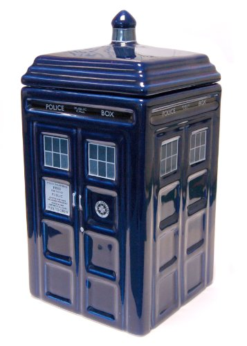 Other kitchen dining bar doctor who tardis cookie jar was listed for r1 on 8 feb at - Tardis cookie jar ...