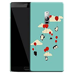 Theskinmantra Pingu Back Cover for Oneplus 2
