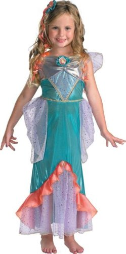 Disguise Inc - The Little Mermaid Ariel Deluxe Toddler / Child Costume