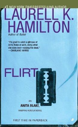 Review: Flirt by Laurell K. Hamilton