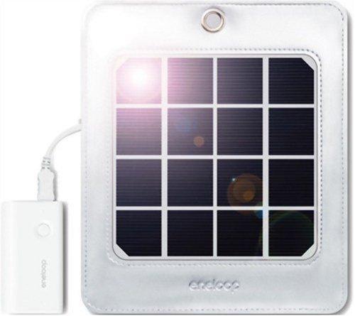 SANYO エネループ ポータブルソーラー シングル SSL-SBSL3AS