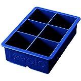 Tovolo King Cube Ice Tray - Stratus Blue