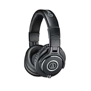 Audio-Technica ATH-M40X Professional Headphones - Black