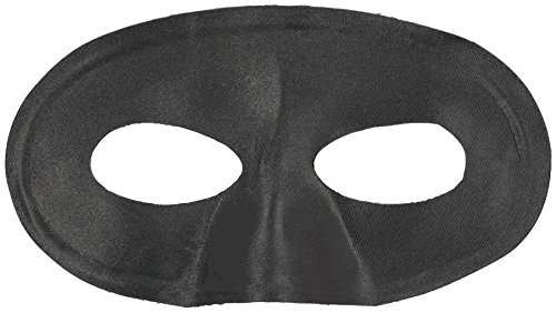 Black Fabric Mask by Team Spirit