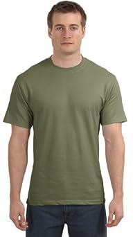 Hanes Short Sleeve Beefy T-Shirt – 5180