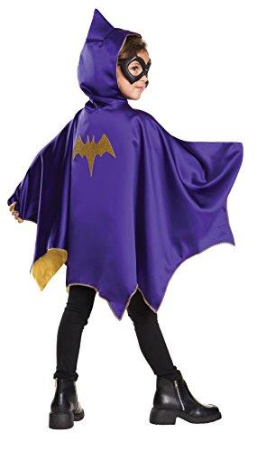 Imagine by Rubies DC Superheroes Batgirl Hooded Cape & Mask Set