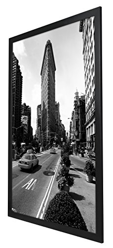 24x36-Black-Picture-Frame-with-Plexiglass-Front-By-Americanflat-Designed-to-Display-Vertically-or-Horizontally-on-a-Wall-Mounting-Hardware-Included