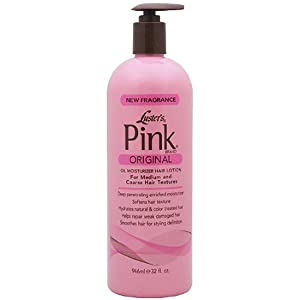 Luster's Pink Original Oil Moisturizer Hair Lotion 946ml