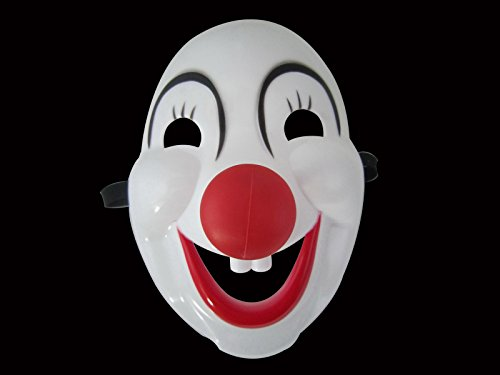 Funny Clown Style Mask Festival Mask Funny Mask for Holiday Makeup Costume Ball