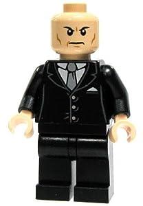 Lego DC Super Heroes Minfigure: Lex Luthor