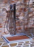 ペット用シャワー水栓柱LF-932SHK