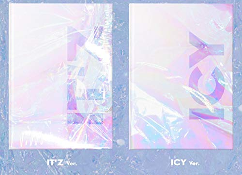 CD : ITZY - It'sz Icy