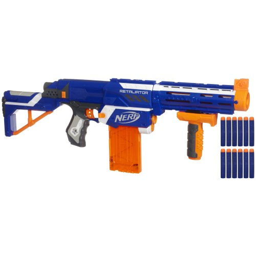 Nerf N-Strike Elite Retaliator (Colors may vary)