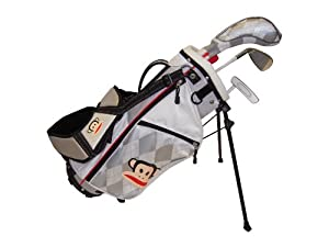 Paul Frank Junior Golf Club Set (Ages 3-5) by Paul Frank