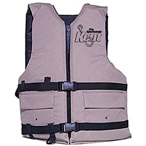 Onyx Adult Universal 2XL 2-Buckle Marine Fishing Vest