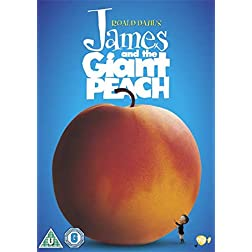 James and The Giant Peach 2019