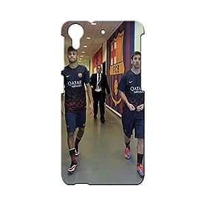 BLUEDIO Designer Printed Back case cover for HTC Desire 626 - G3331