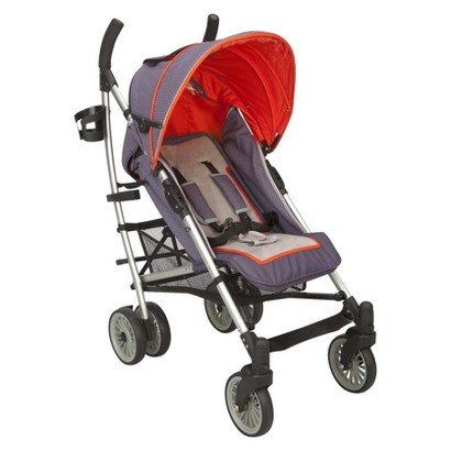 Simmons Urban Edge Stroller - Charcoal - Stylish Strollers - Baby Furniture - Multi-Position Recline - Built In Storage - Recommend For Children Up To 45 Lbs - 30 Day Limited Manufacturer Warranty. front-255757