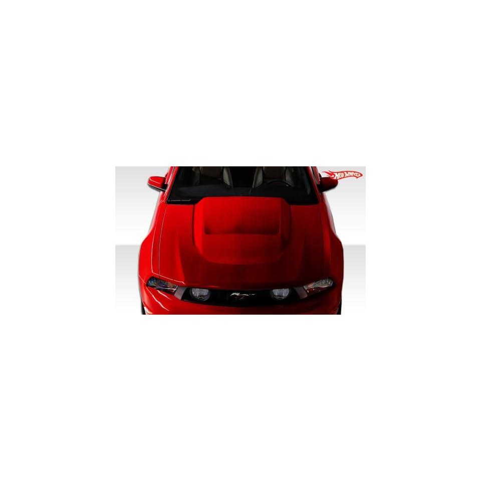 2010 2012 Ford Mustang Duraflex Hot Wheels Hood