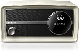 Philips ORT2300C/10 DAB+ Original Mini Radio with Bluetooth for Wireless Music Streaming