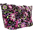 Vera Bradley Miller Bag in Purple Punch