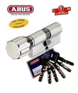 ABUS XP2S ProfilKnaufzylinder Länge Z50/K40mm mit 6 Schlüssel  BaumarktÜberprüfung und weitere Informationen
