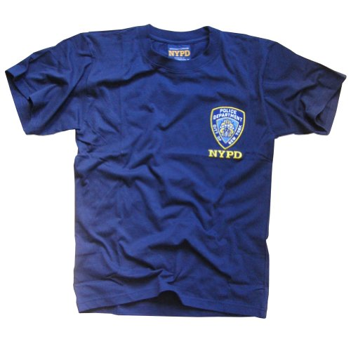 Nypd t shirt officially licensed new york police