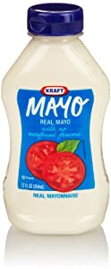 Kraft Real Mayonnaise, 12 Oz