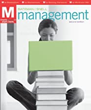 M Management by Thomas Bateman